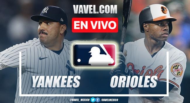 Resumen del New York Yankees 4-3 Baltimore Orioles en MLB 2021