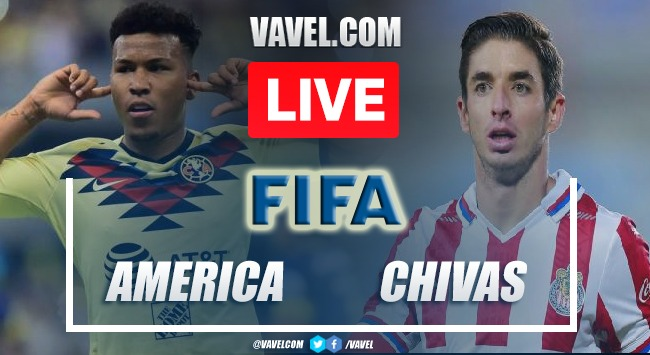 Goals and Highlights: America 2-0 Chivas in friendly match 2021