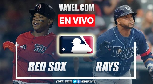 Resumen del Boston Red Sox 7-12 Tampa Bay Rays en MLB 2021