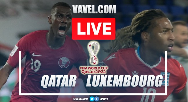 Goals and Highlights: Luxembourg 1-1 Qatar in friendly match