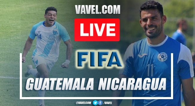 Goals and Highlights: Guatemala 2-2 Nicaragua in Friendly Game 2021