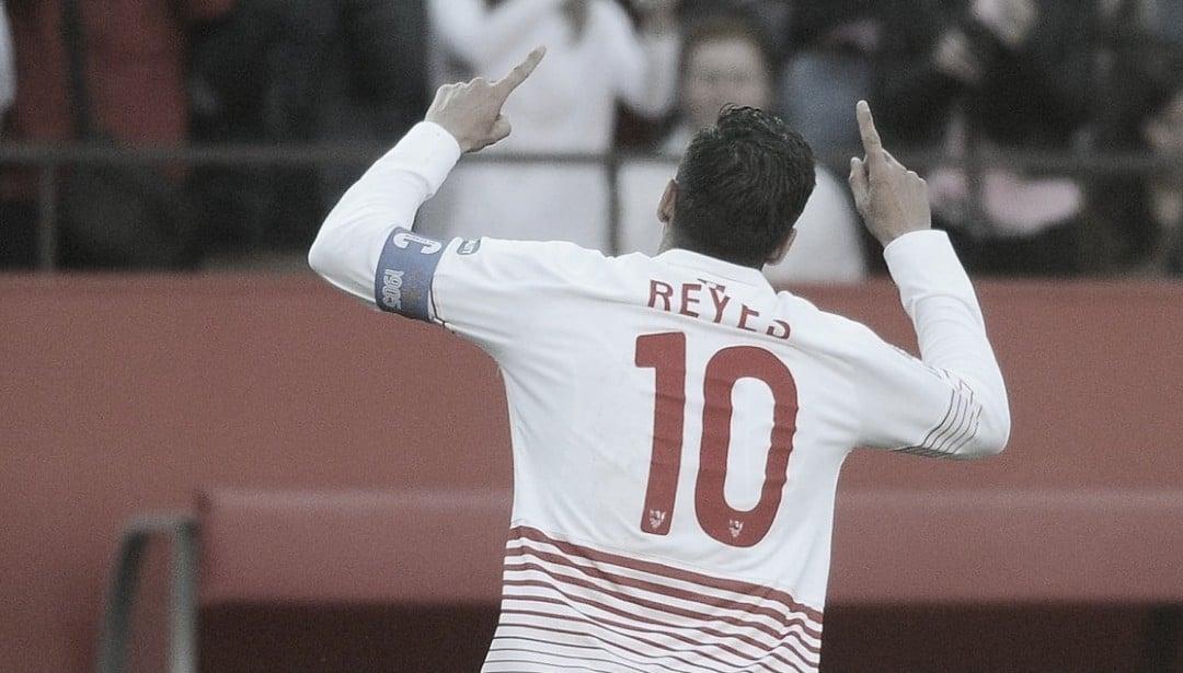 José Antonio Reyes: 20 años de su primer gol de  con el Sevilla
