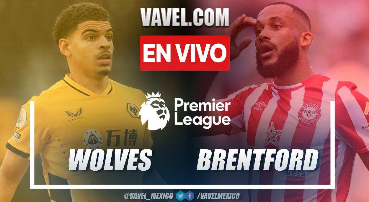Resumen y goles: Wolverhampton vs Brentford por Premier League (0-2)