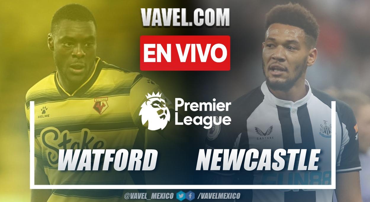 Resumen y goles: Watford 1-1 Newcastle en la fecha 6 por Premier League 2021-22
