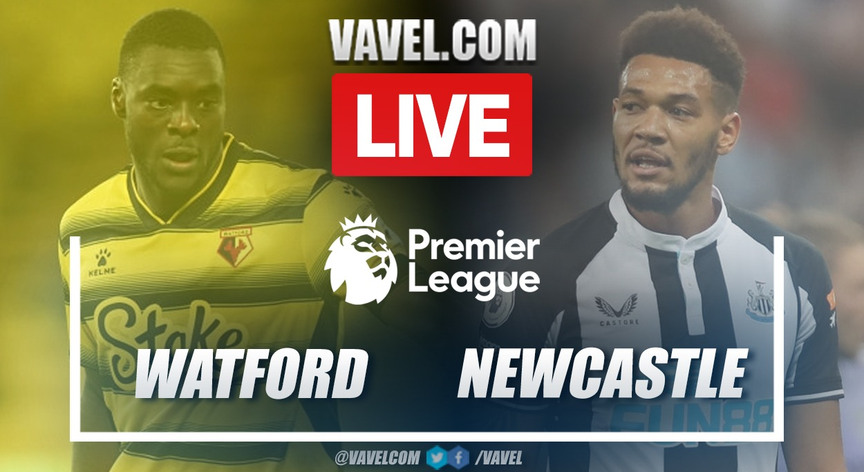 Goals and Highlights: Watford 1-1 Newcastle in Premier League 2021-22