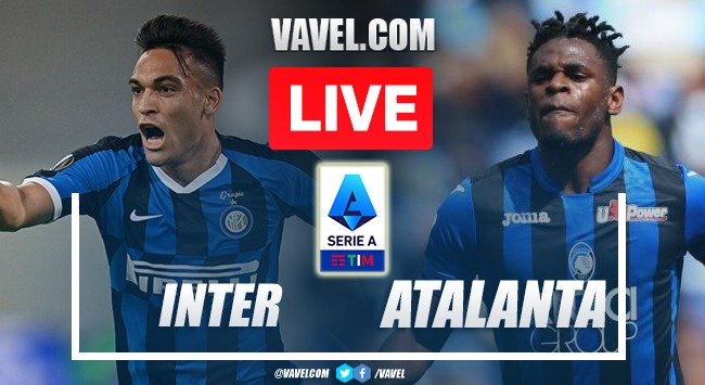 Goals and Highlights: Inter 2-2 Atalanta in Serie A