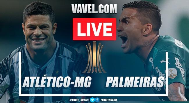 Gols e melhores momentos para Atlético-MG 1x1 Palmeiras pela Copa Libertadores