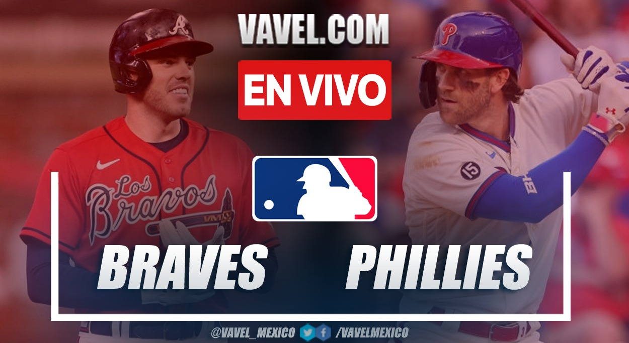 Resumen y Carreras: Atlanta Braves 7-2 Philadelphia Phillies en MLB 2021