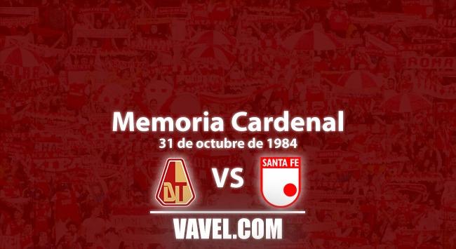 Memoria Cardenal: Gottardi, la firma del gol en Ibagué