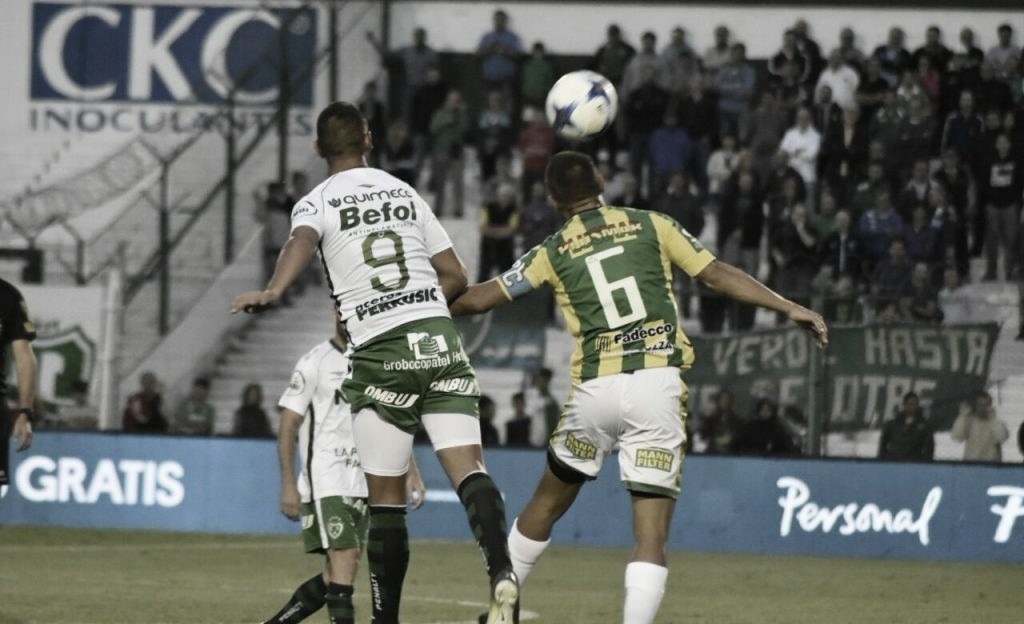 Con debut en el banco Aldosivi visita a Sarmiento