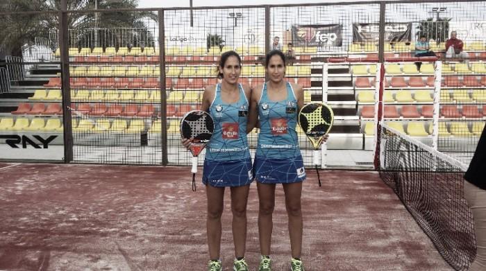 Las Gemelas consiguen su primer título de Campeonas absolutas de España