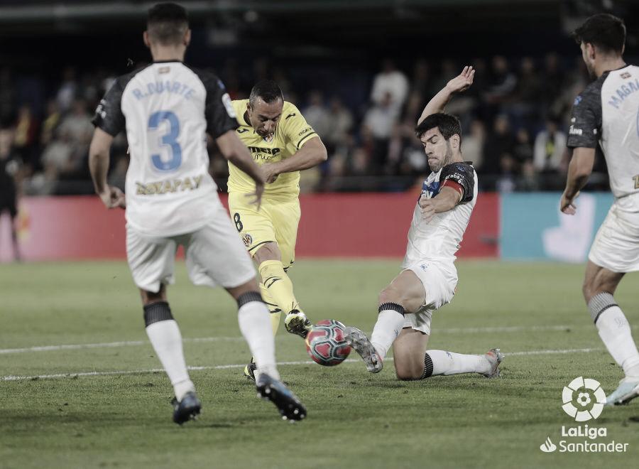 Resumen Alavés 1-2 Villarreal en LaLiga 2020