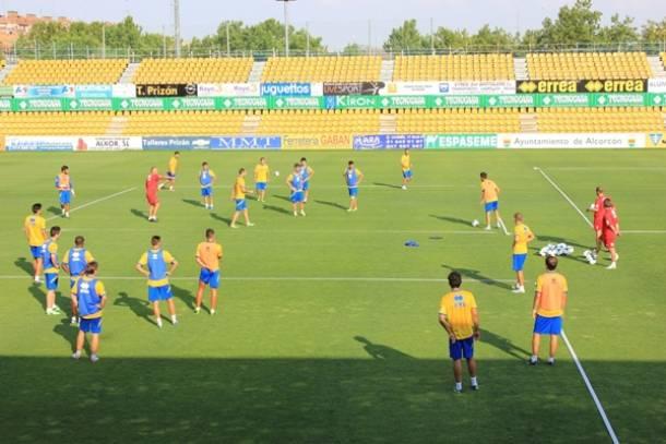 Una irregularidad puede llevar al Alcorcón a Segunda División B