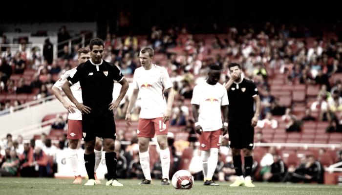 Victoria del Sevilla FC en Londres