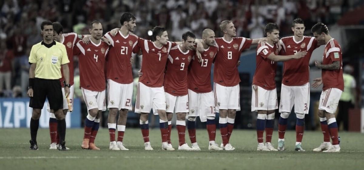 """Stanislav Cherchesov: """"El 1er gol fue tonto"""""""