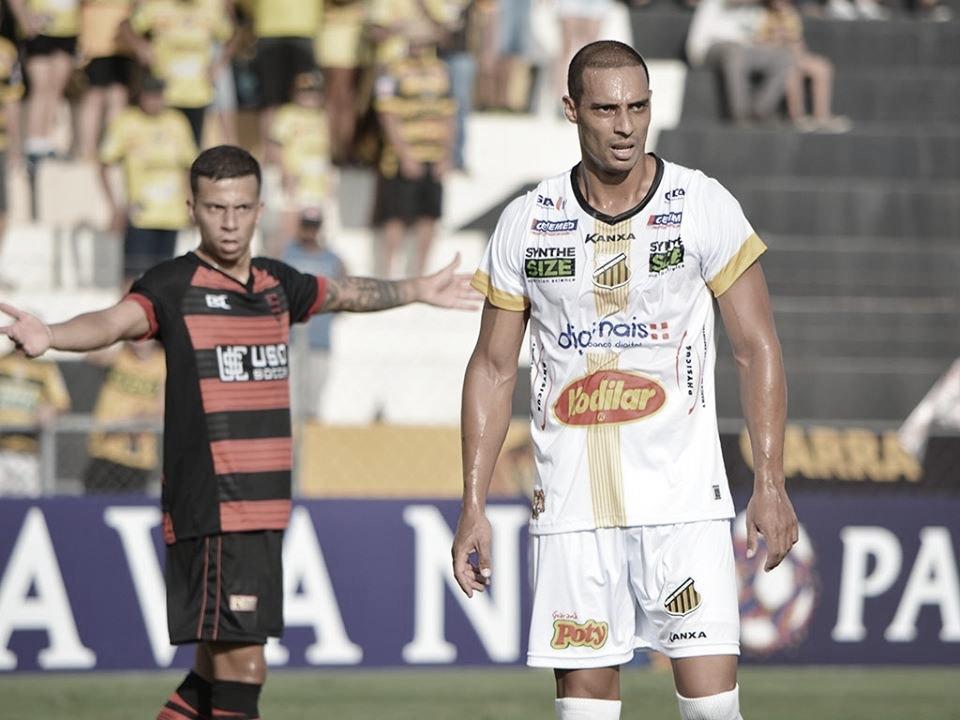 Celsinho acredita que 'jogo perfeito' do Novorizontino pode garantir vitória sobre Corinthians