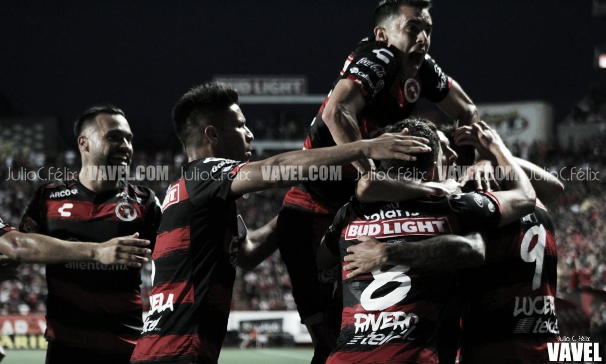 Fotogalería del Tijuana 2-1 Guadalajara en Liga MX