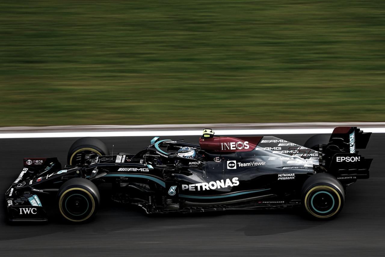 Valtteri Bottas herda pole de Hamilton e diz que corrida na Turquia 'não será fácil'