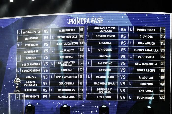 Arsenal debutará en la Conmebol Sudamericana ante Juan Aurich