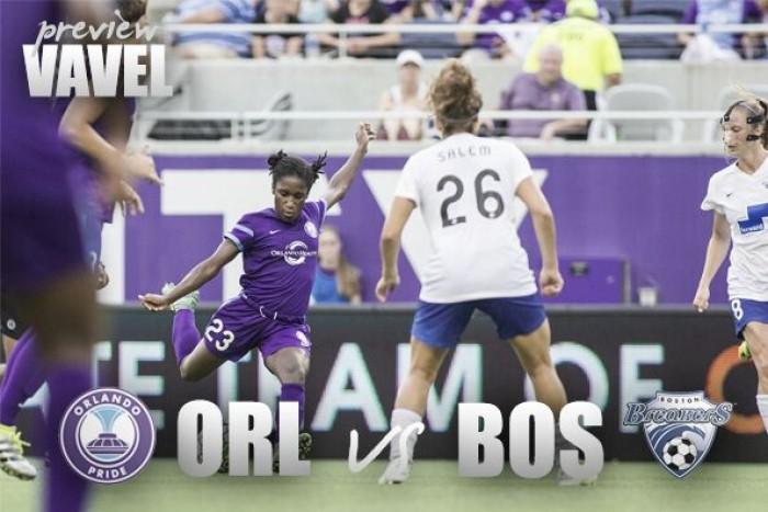 Orlando Pride vs Boston Breakers Preview: Orlando strives to earn points