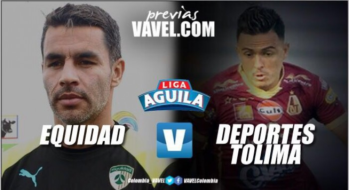 Previa Equidad - Deportes Tolima: El 'pijao' visita al 'asegurador' para continuar el buen momento