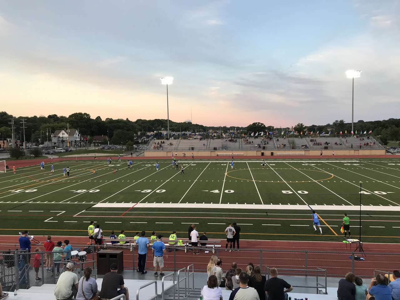 Milwaukee Torrent 2-0 Chicago House AC: The House loses their first game in club history