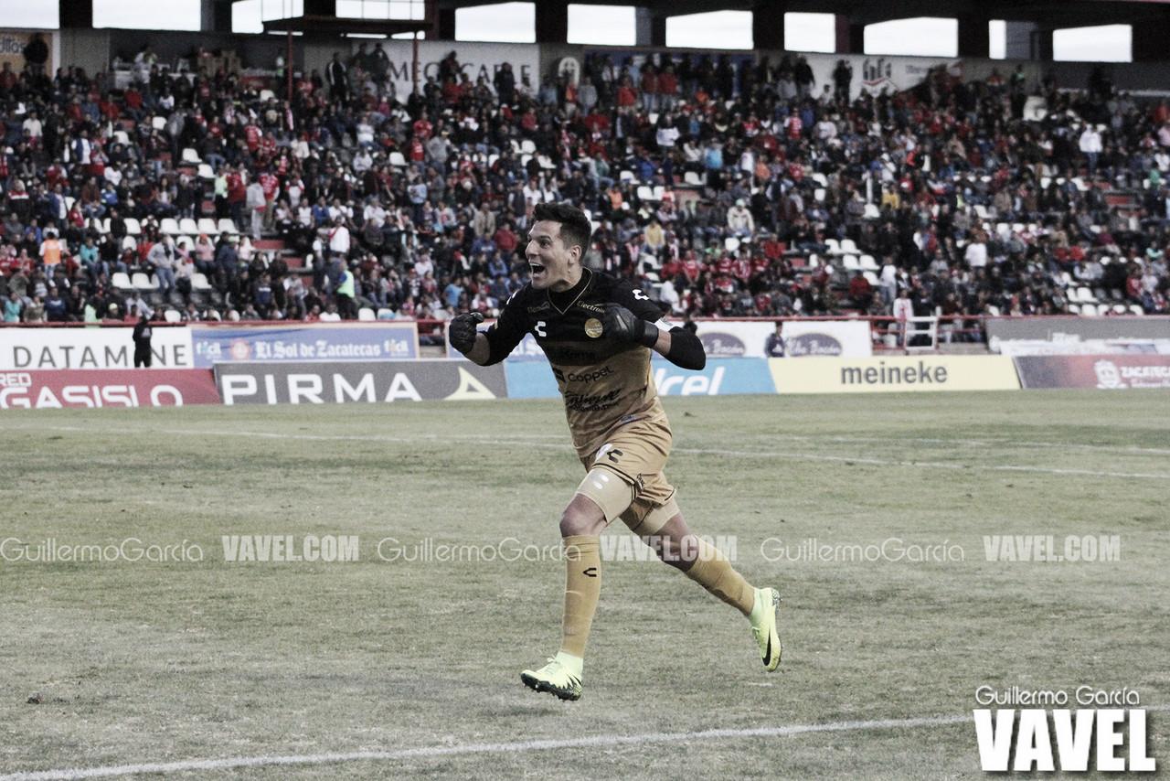 Un fracaso más de Mineros; Dorado, a semifinales