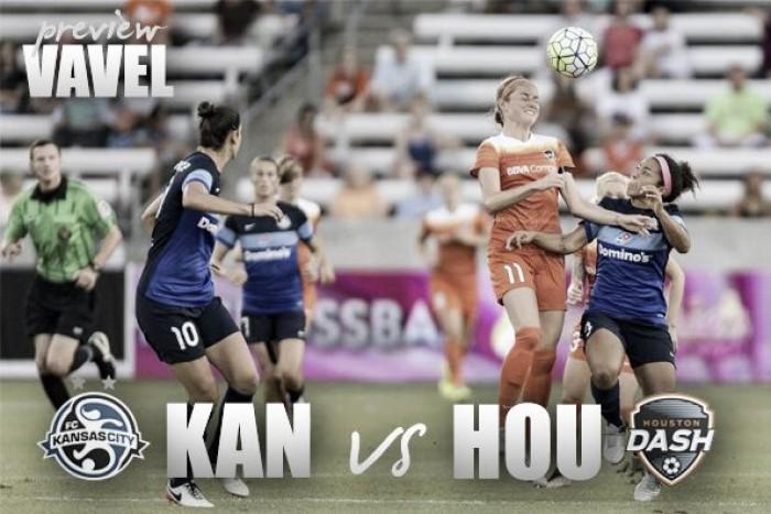 FC Kansas City vs Houston Dash Preview: The Blues hope to break winless four-match streak