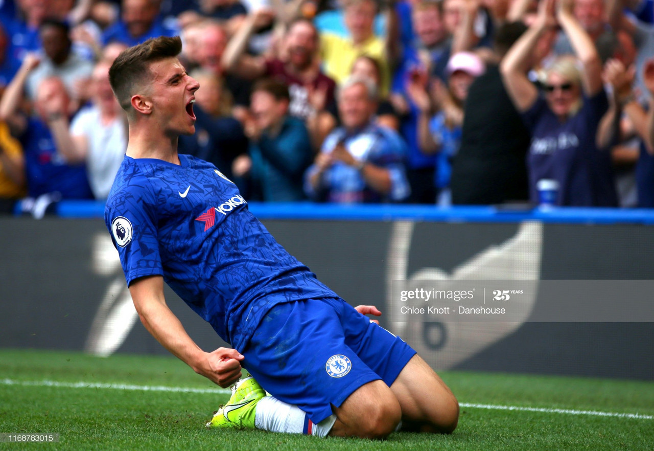 How serious of a contender is Mason Mount for Chelsea Player Of The Season?