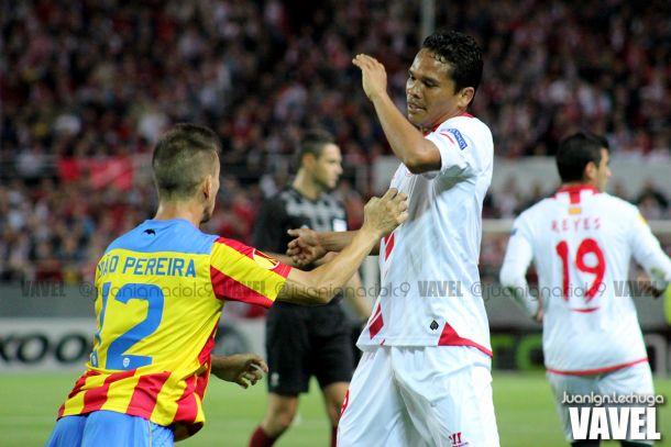 Fotos e imágenes del Sevilla 2-0 Valencia, semifinal de la UEFA Europa League (ida)
