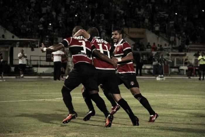 Santa Cruz vence Campinense e garante liderança do Grupo A