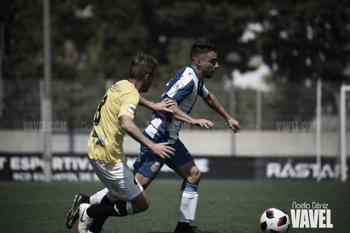 El Espanyol B se lleva un punto ante el Lleida Esportiu