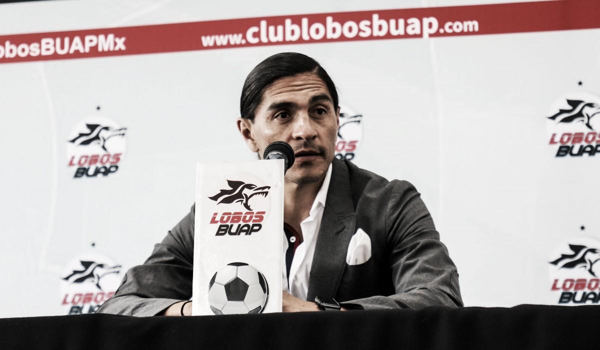 Francisco Palencia: 'Vamos con todo este torneo'
