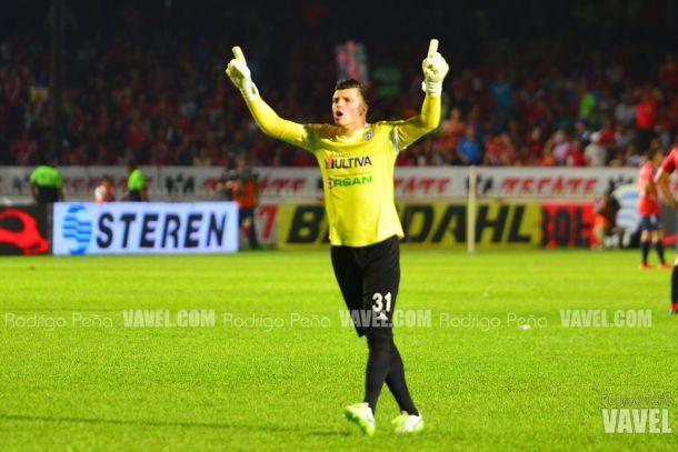 Fotos e imágenes del Veracruz 2-2 Querétaro del partido de vuelta de los cuartos de final de la Liga MX