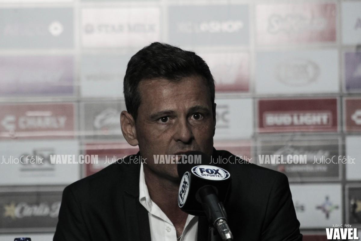 Subraya Diego Cocca la actitud de sus jugadores