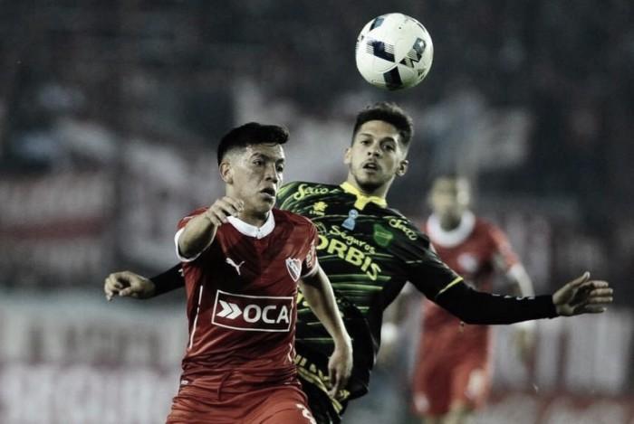 Defensa - Independiente se jugará este jueves por la tarde