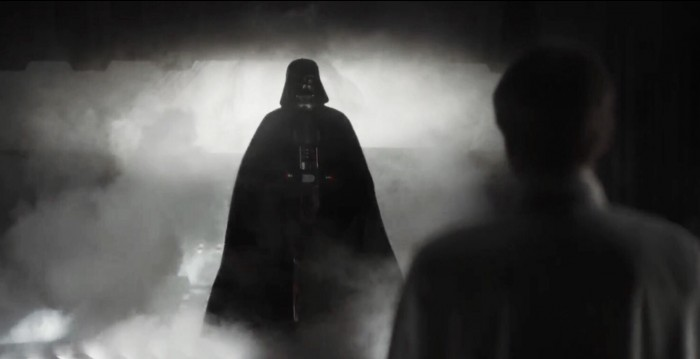 Darth Vader aparece em trailer final de 'Rogue One: Uma história Star Wars'