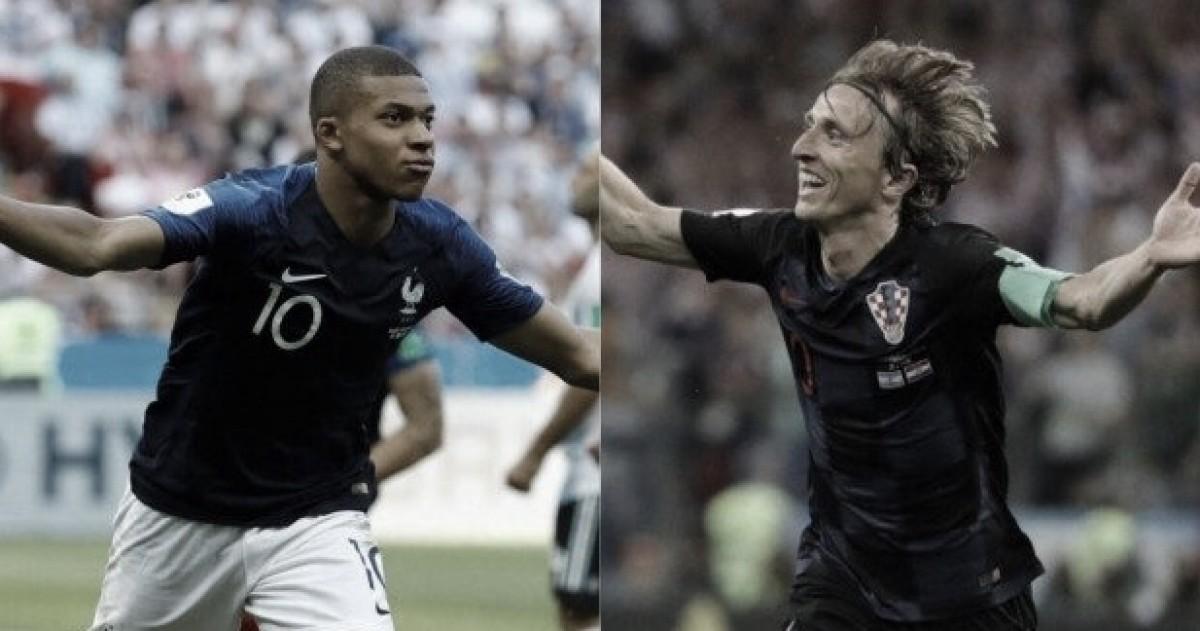 Las finales de la Copa del Mundo entre selecciones europeas