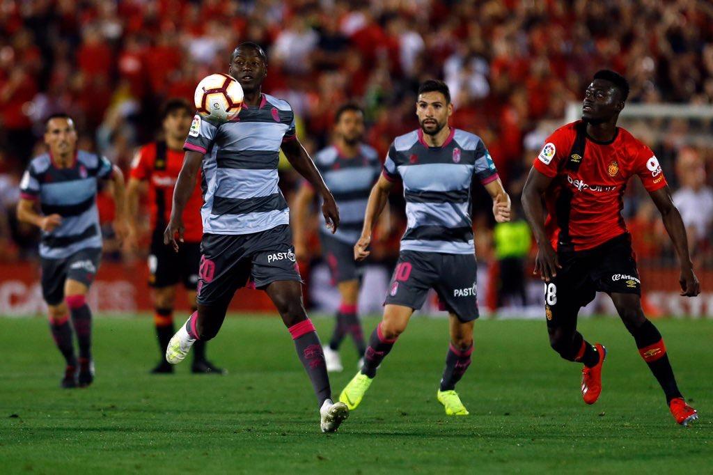 Y al fin el sueño del Granada CF se hizo realidad