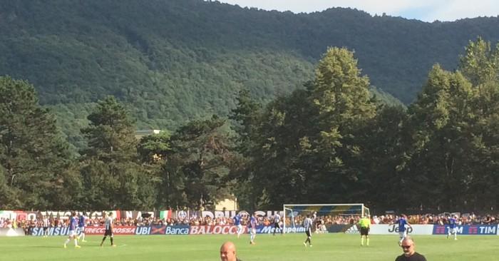 La festa della Juventus a Villar Perosa: il foto-racconto