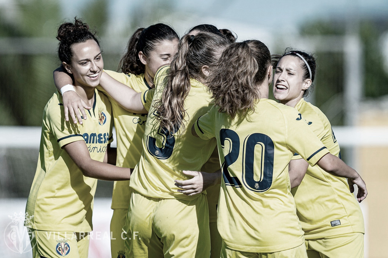 "<p class=""MsoNormal"">Las chicas celebran un gol / Foto: Villarreal C.F<o:p></o:p></p>"