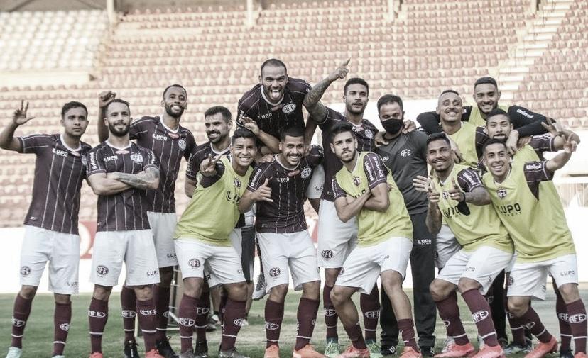 Victor Paraíba comenta expectativas da Ferroviária para confronto decisivo contra Brasiliense