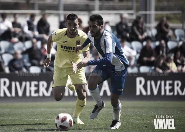 Un gol tempranero del Villarreal B condena al filial perico