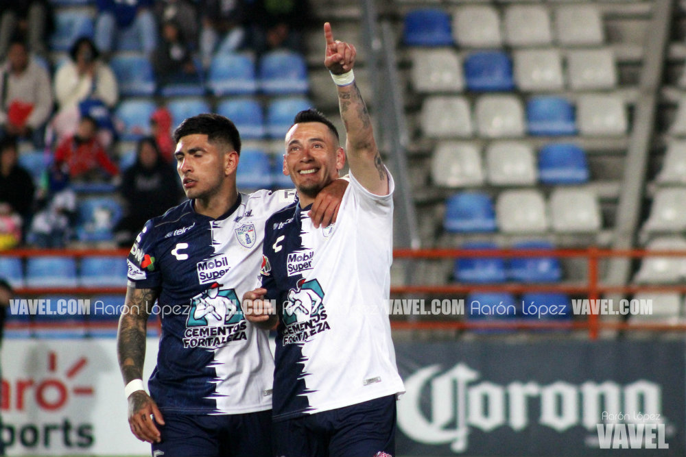 Imágenes del Pachuca 4-1 Xolos de Tijuana en la Jornada 10 de la Liga MX AP19