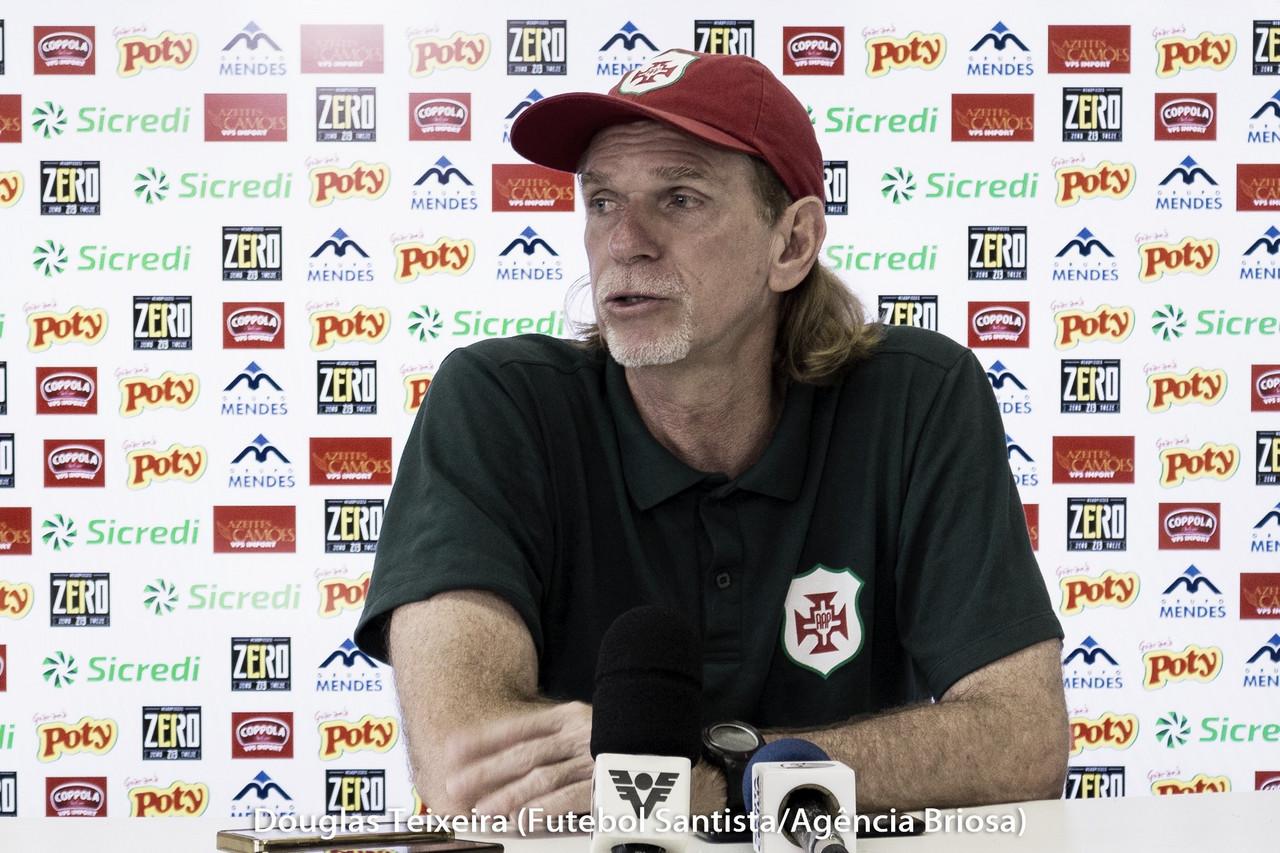Portuguesa Santista anuncia pacote de reforços com ex-jogador do Benfica