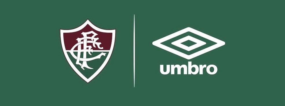 Umbro é a nova fornecedora do Fluminense e retira Under Armour do futebol brasileiro