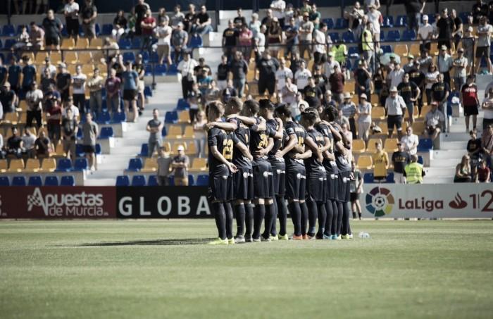 El UCAM se medirá al Celta en dieciseisavos de final de Copa del Rey