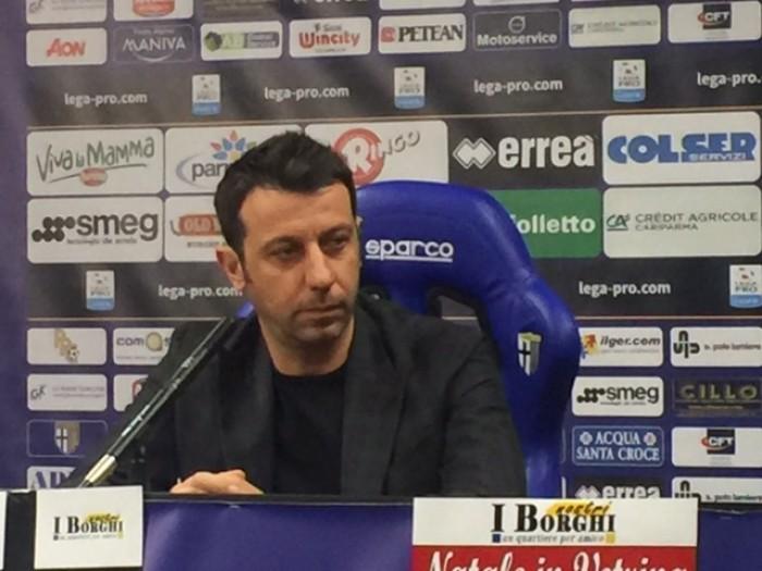 D'Aversa è il nuovo allenatore del Parma