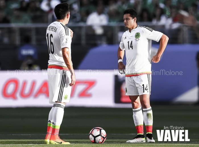 Images and Photos of Mexico0-7 Chile in Copa América Centenario 2016