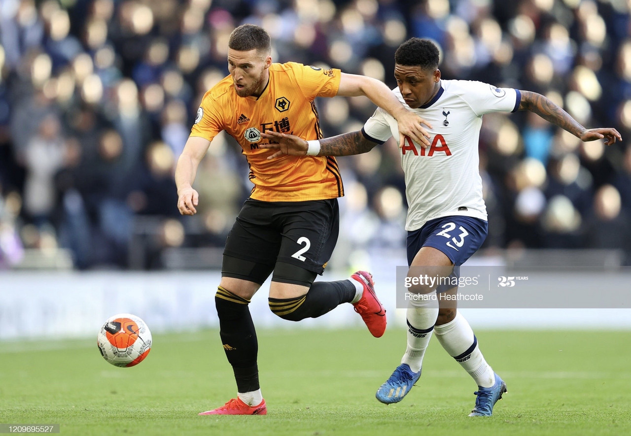 Matt Doherty linked with transfer to Spurs